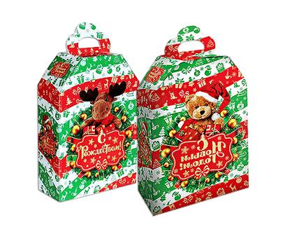 Упаковка новогодняя Мэджик бокс