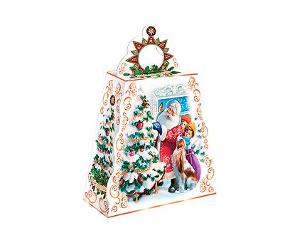 Упаковка новогодняя Снежная Елочка