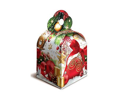 Упаковка новогодняя Кубик Новогодний