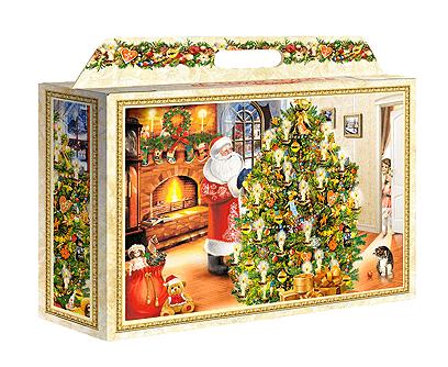 Упаковка новогодняя В ожидании чуда