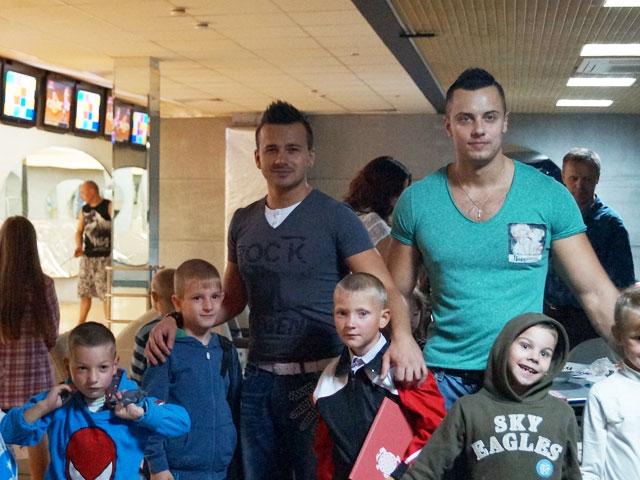 Подарки в Минске детям